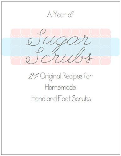 sugar scrub book cover