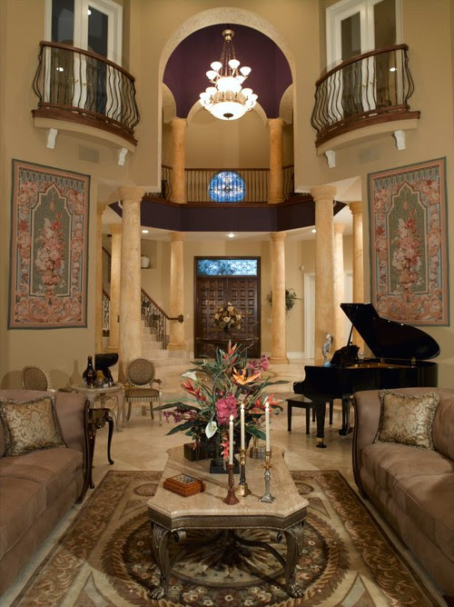 Placing A Grand Piano - CAPID Design