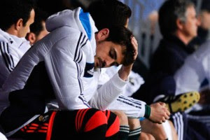 Касильяс в прошлом матче впервые за многие годы остался в запасе
