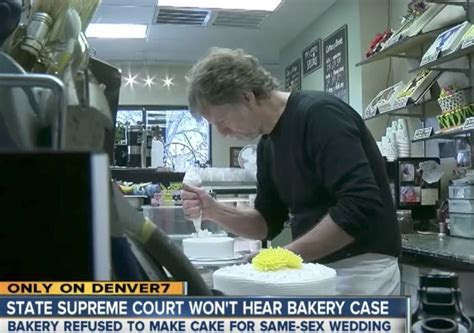 Supreme Court Will Hear a Same Sex Wedding Cake Case