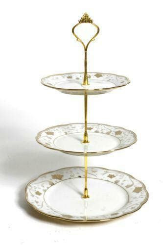 3 Tier Cake Stands   eBay
