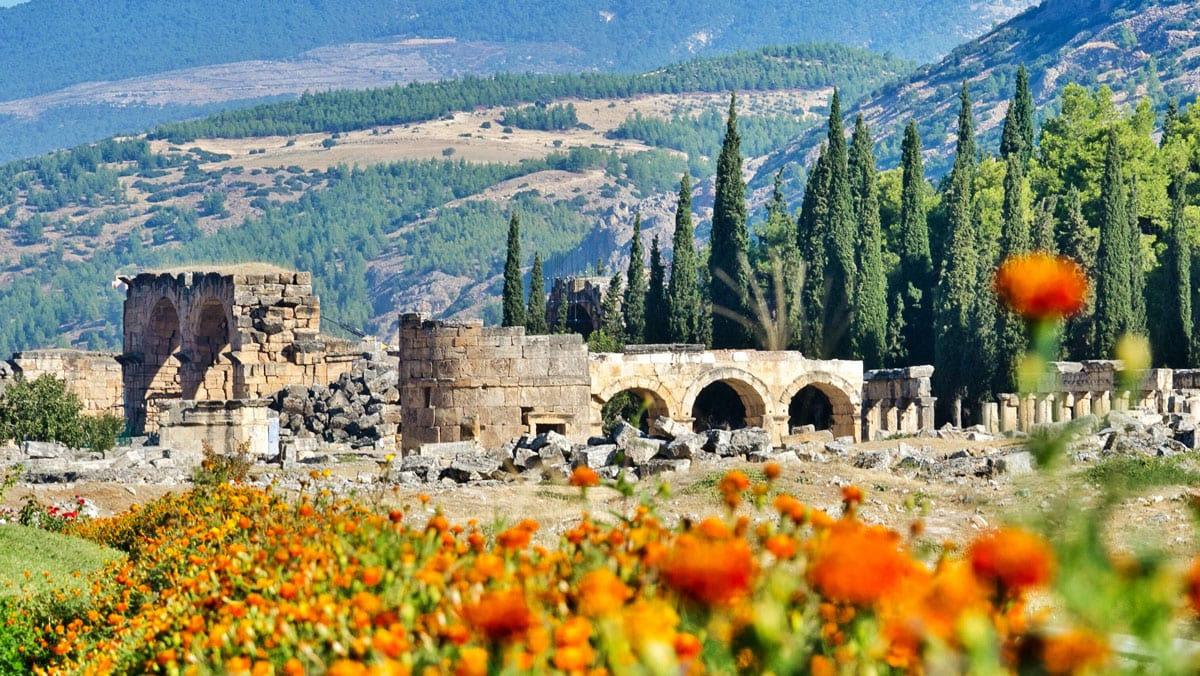 hierapolis-kalintilari