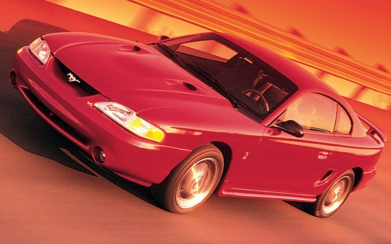 Inside the 305 Horsepower 1996 Ford Mustang Exclusive ...