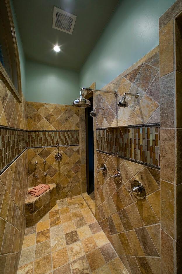 11 Shower Heads For Your Master Bathroom | Rainfall Shower ...
