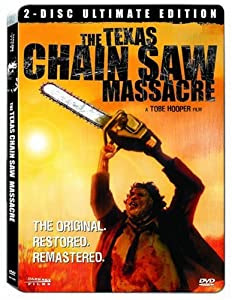 "Cover of ""The Texas Chain Saw Massacre [B..."