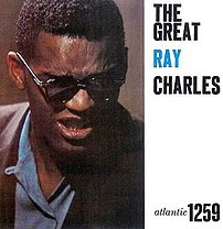 The Great Ray Charles album cover