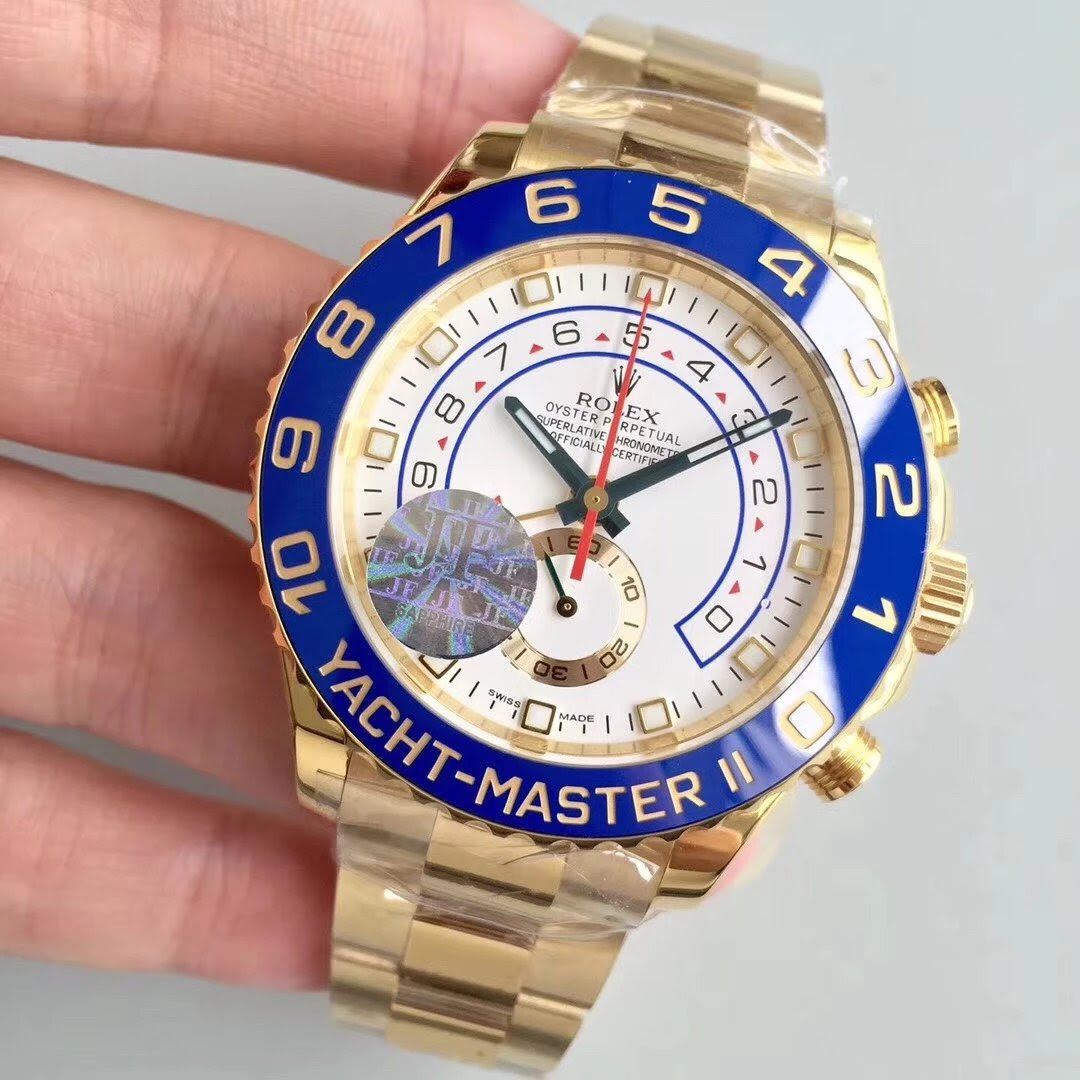 JF Rolex YachtMaster Replica