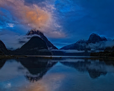 Morning in Middle EarthMilford Sound, New Zealand