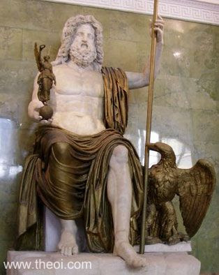 Jupiter-Zeus | Greco-Roman statue