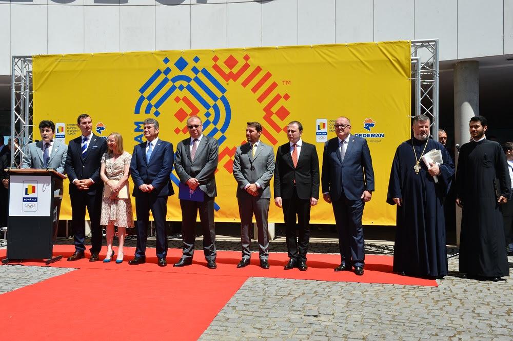 Principele Nicolae, la Jocurile Europene de la Baku