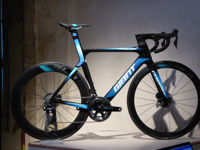La Nuova Giant Propel Disc 2018 4actionsport