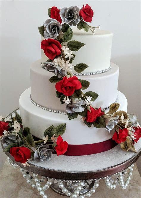 Cake, wedding cake   Weddings in Wales at Craig y Nos Castle