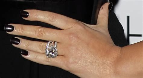 Khloe Kardashian Odom Engagement Ring « Buy Me A Rock
