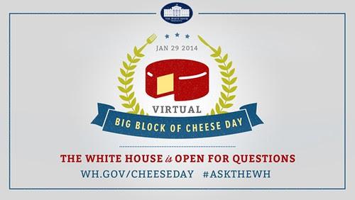 Virtual Big Block of Cheese Day badge