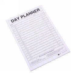 A4 Day Planner Pad - Quill | Paper Pens & Printing