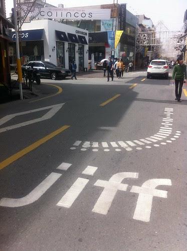 Jeonju International Film Festival on the road