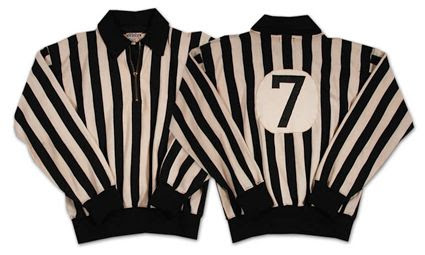 1950's NHL referee sweater