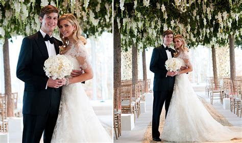 Ivanka Trump?s wedding dress: What she opted to wear on