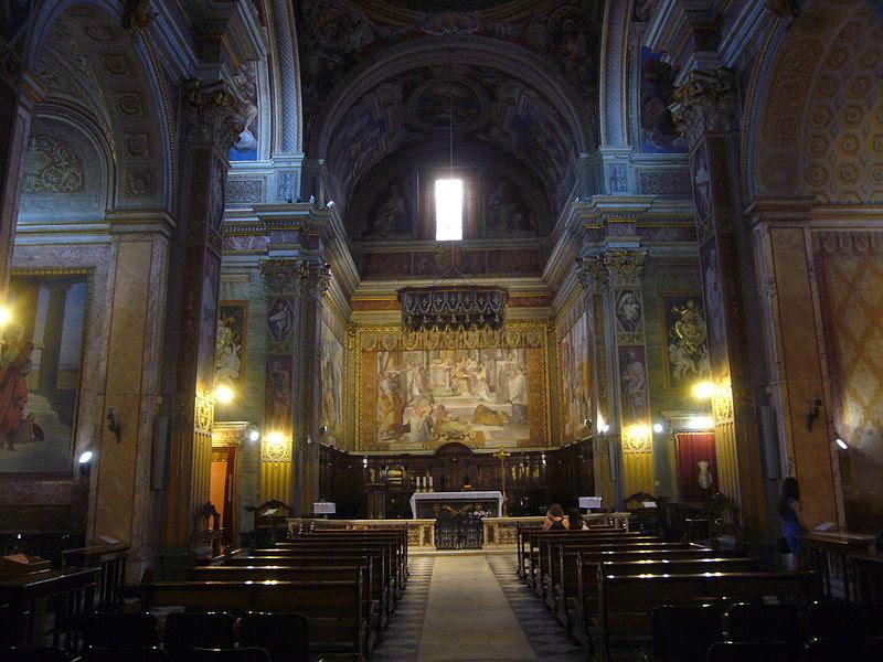 File:S Girolamo degli Schiavoni - interno 1270361.JPG