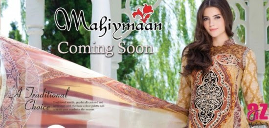 Mahiymaan-Lawn-Collection-2013-By-Al-Zohaib-Textiles-New-Latest-Fashionable-Clothes-11