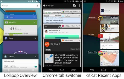 Android 5.0 Lollipop, thoroughly reviewed   Ars Technica