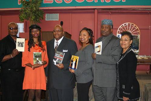 African American Book Authors, Literature, Poets, Writers