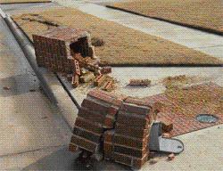 Master Masonry Brick Mailboxes