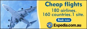 Cheap Flights from Expedia.com.au