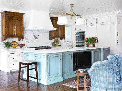 How to mix hardware finishes the right way