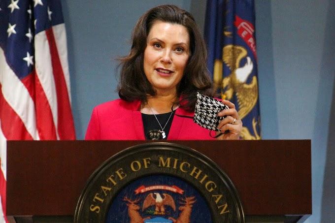 Whitmer warns Michigan may 'dial back' reopening as coronavirus cases jump
