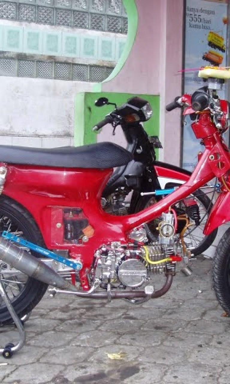 65 Modifikasi Motor Grand Impressa Terbaru Pinus Motor