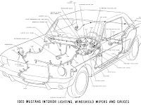 1982 Mustang Wiring Diagrams