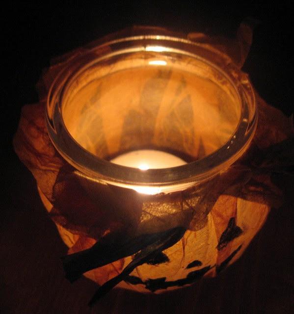 Jack-o-lantern dettaglio