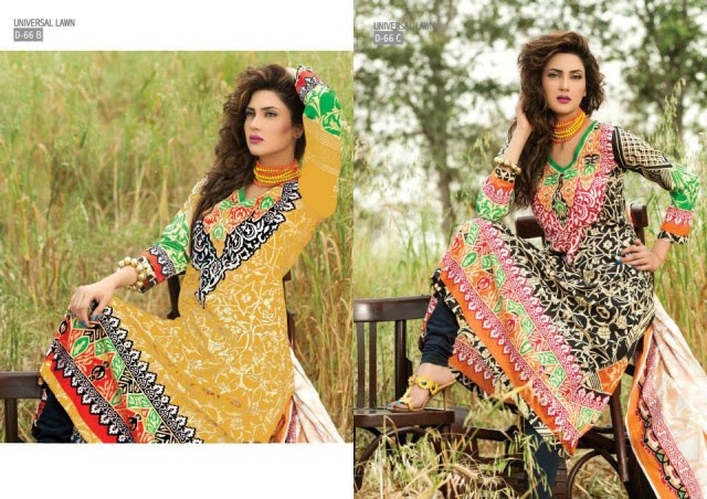 Sitara-Universal-Exclusive-Summer-Latha-Lawn-Collection-2013-Vol2-Famous-Actress-Model-Fiza-Ali-3