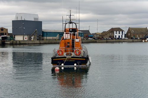 Howth Lifeboat Service by infomatique