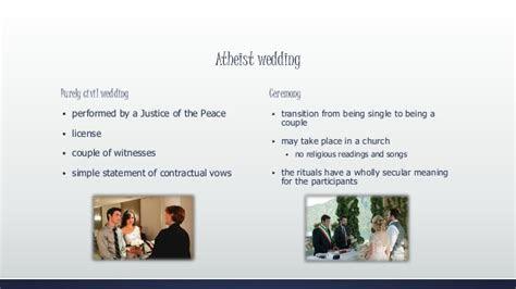 Catholic marrying an atheist