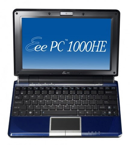 Eee PC 1000HE by you.