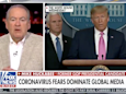 Mike Huckabee goes on bizarre rant about Trump 'sucking' coronavirus out of Americans' lungs