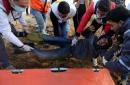 Israeli gunfire kills three Gazans during border protest: medics