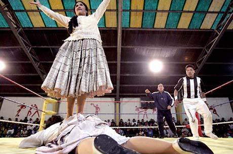 Bolivian_wrestling