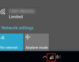 Limited Wi Fi Access In Windows 10 And 8 1 Troubleshooting Windows Os Hub