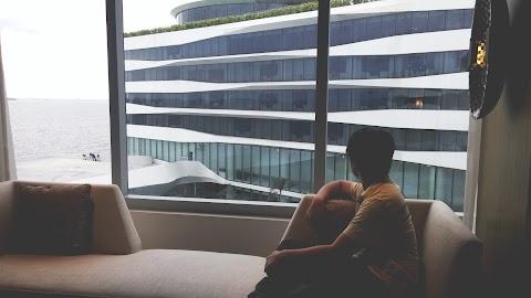 Staycation: Conrad Manila (5.23.2017)
