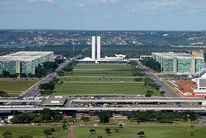 Esplanada dos Ministérios, Brasília, D.F.