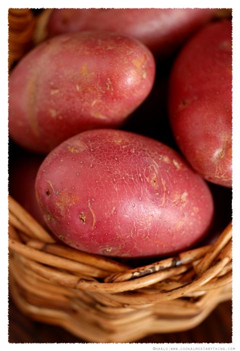 rose virginia potatoes© by Haalo