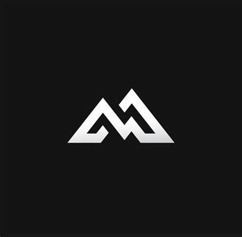 desain logo keren simple
