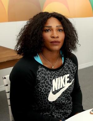 Serena Williams no WTA de Miami (Foto: Getty Images)