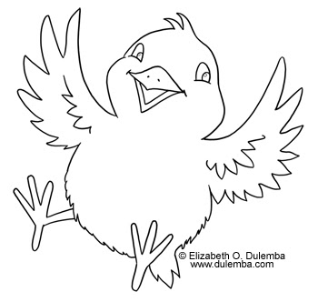 spring coloring pages 2014 - photo#42