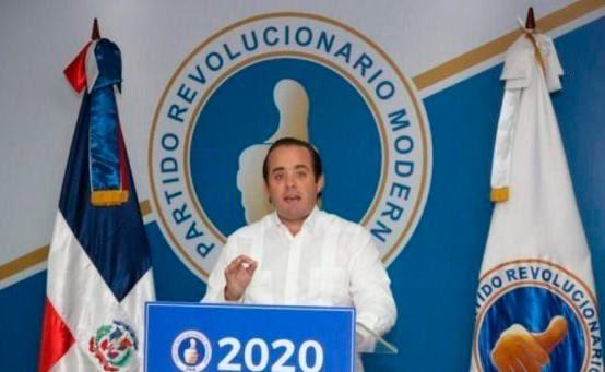 PRM acusa al Gobierno de no aceptar su ayuda y de beneficiar a Gonzalo Castillo