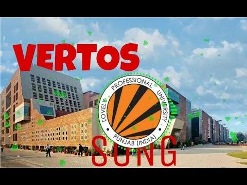 MP3-Lovely Professional University Theme Vertos Song ' We Are The Vertos ' Downlaod MP3   64K ,128K,320K  