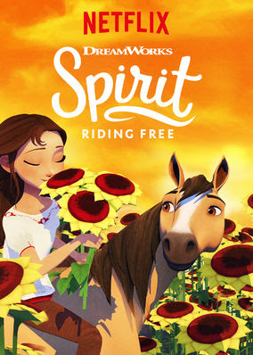 Spirit Riding Free - Season 4